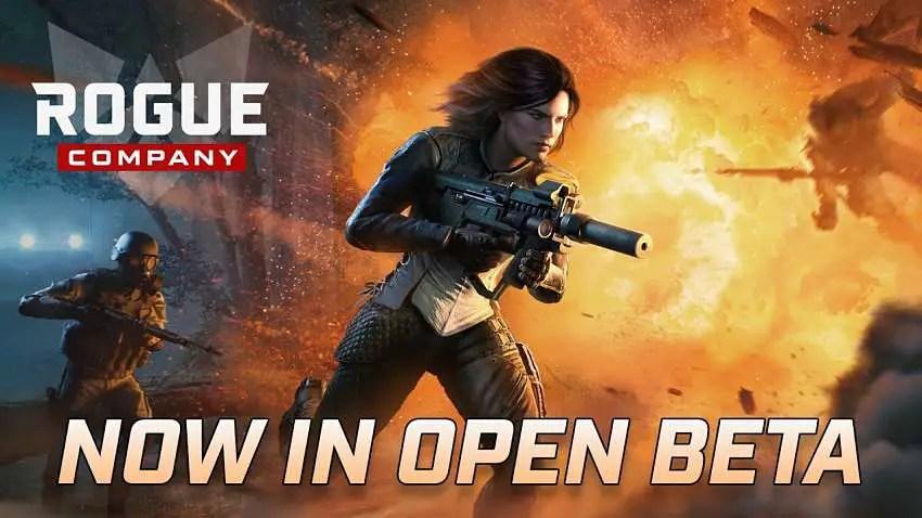 Rogue Company Goes Into Open Beta