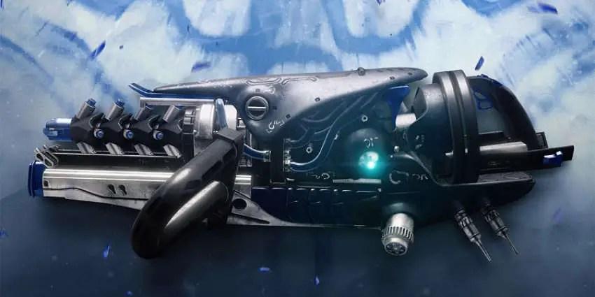 Destiny 2: Beyond Light — How to get Salvation's Grip