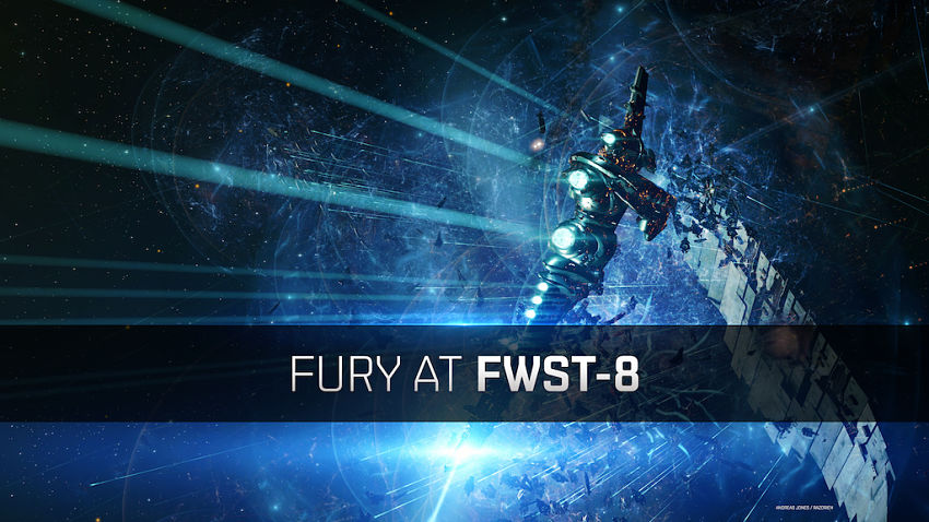 The Fury of FWST-8 has set multiple records, and other important news out of EVE Online