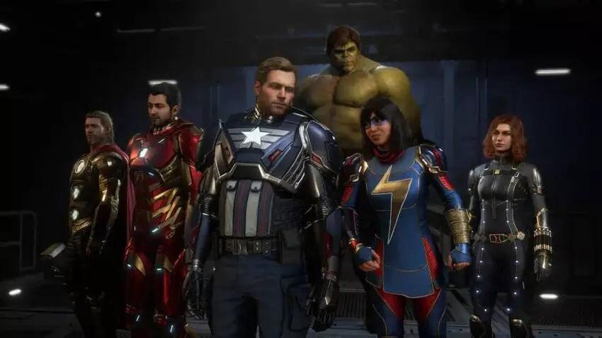 Marvel's Avengers Slashes Emotes and Takedown Prices