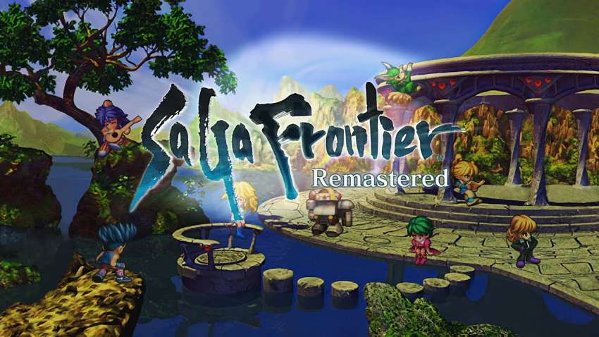 SaGa Frontier Remastered Release Date