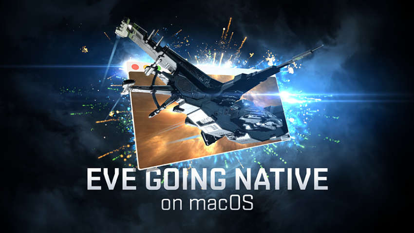 EVE Online Native macOS port announced