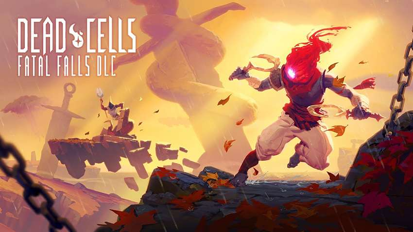 Dead Cells gets Fatal Falls DLC in early 2021