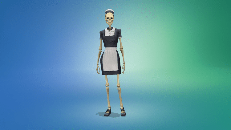 Everything we know about Bonehilda in The Sims 4: Paranormal