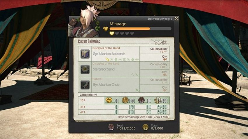 How to unlock Custom Deliveries in Final Fantasy XIV