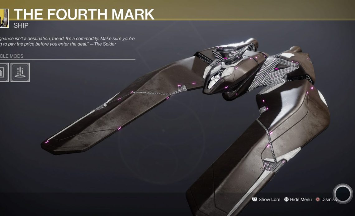 How to get the Fourth Mark in Destiny 2