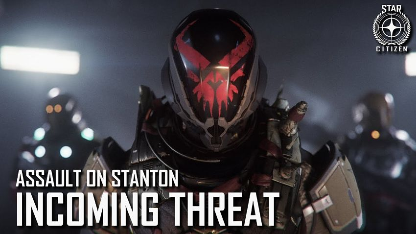 Star Citizen - Assault on Stanton Finally Comes out