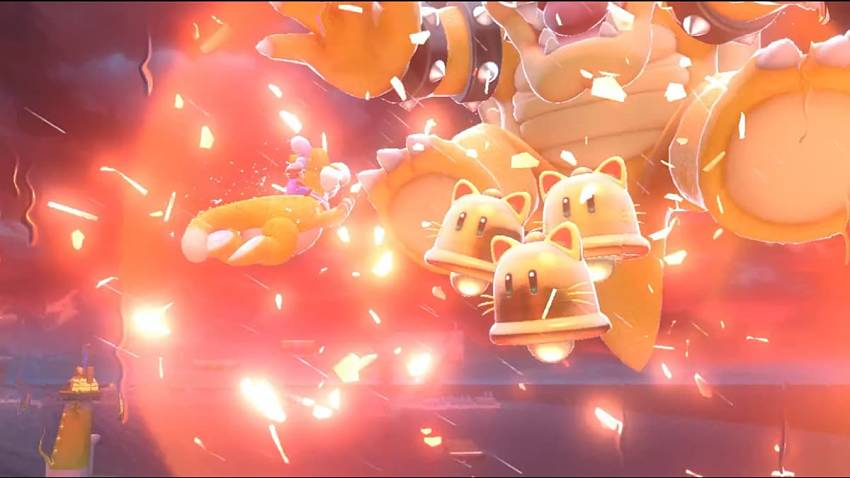 How to fast travel in Bowser's Fury