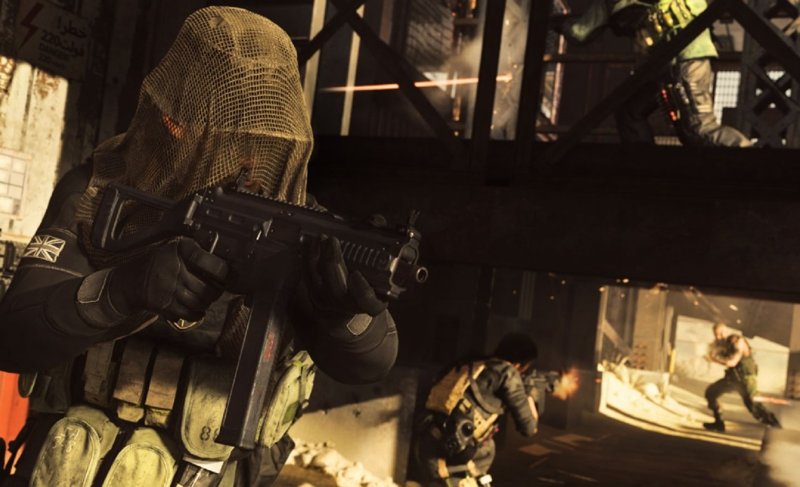 Call of Duty: Modern Warfare removes two maps without notice