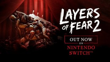 Layers of Fear 2 out on Switch, on sale