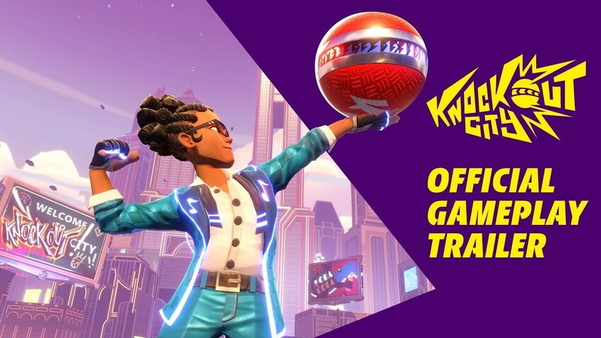 Can you play Knockout City in split screen?