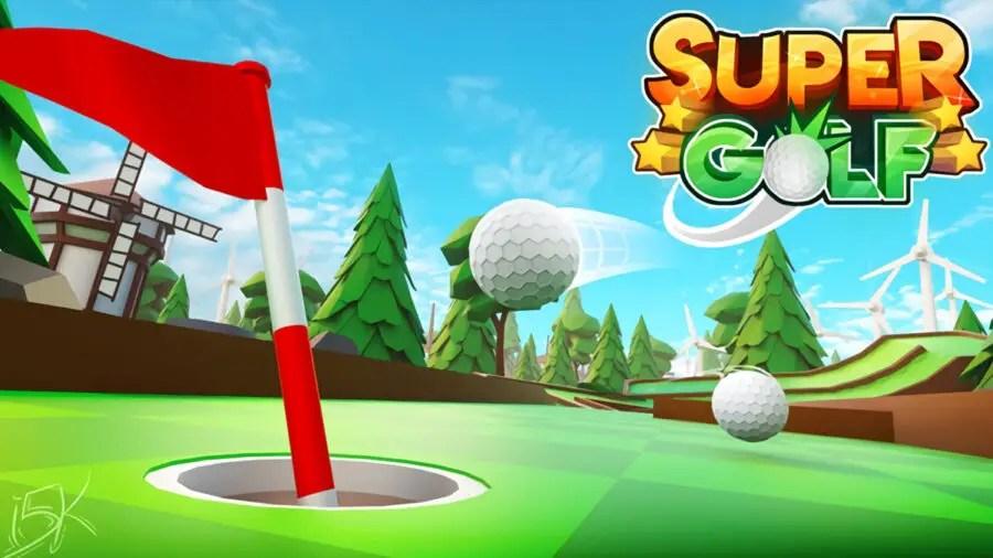 All Roblox Super Golf Codes