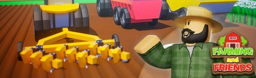 All Roblox Farming and Friends Codes
