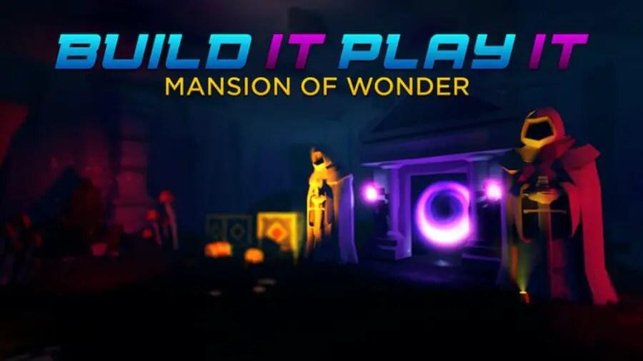 All Roblox Mansion of Wonder Codes