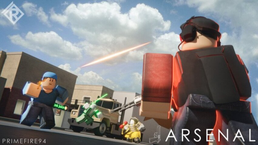 All New Roblox Arsenal Codes