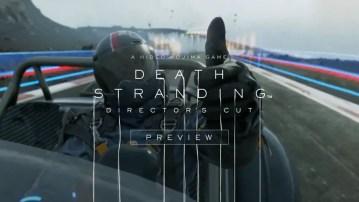 Death Stranding: Director's Cut Announced