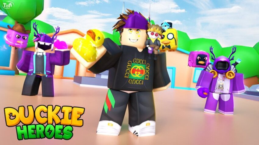 All New Roblox Duckie Heroes Codes