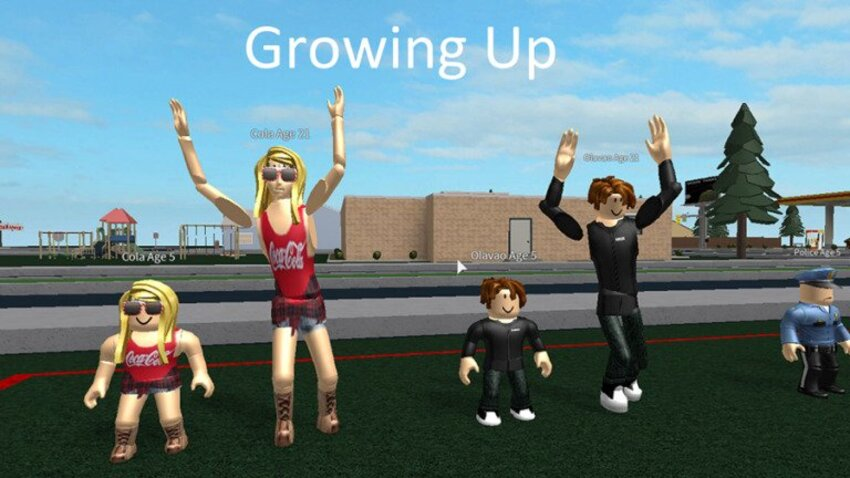All New Roblox Grow Up Simulator Codes