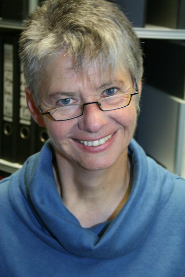 Porträt von Sigrid Arnade (c) ISL e.V.