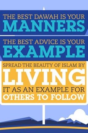 dawah-through-manners