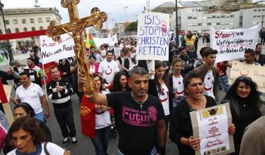 La persécution des chrétiens en Palestine