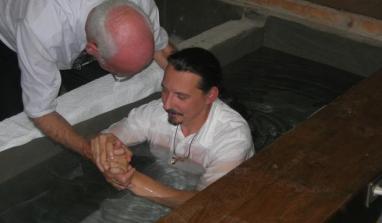 Baptême sans prêtre