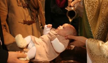 Baptême et vie spirituelle