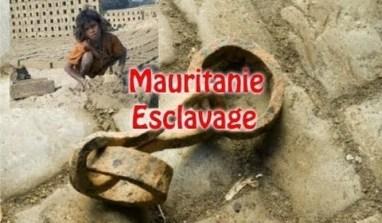 L'esclavage aujourd'hui en Mauritanie…