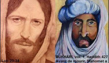 Jésus a annoncé Mahomet