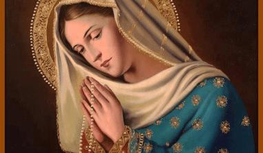 La visitation de la Vierge Marie