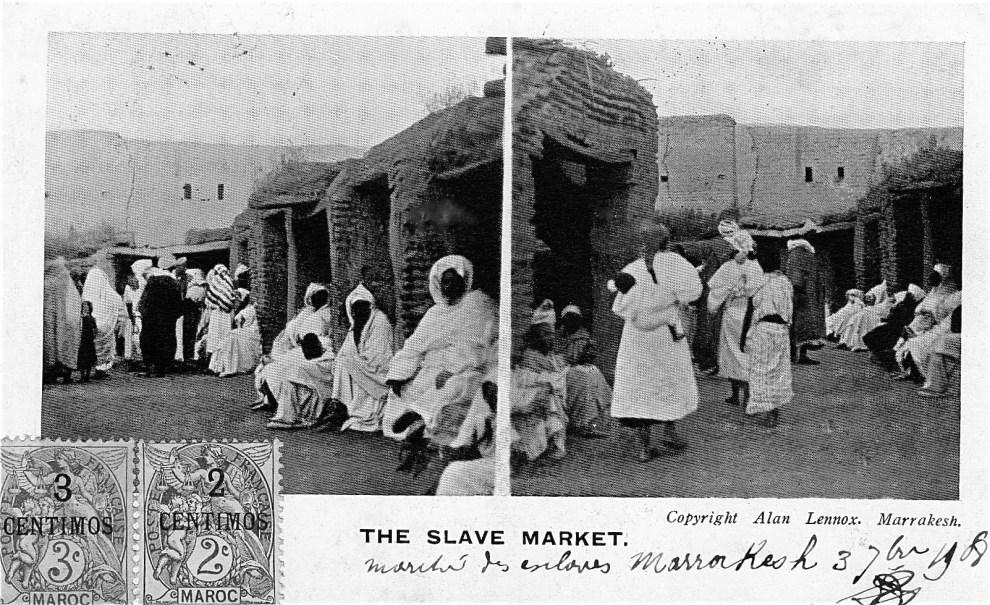esclaves au Maroc