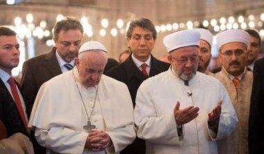François et l'Islam : le berger et les loups