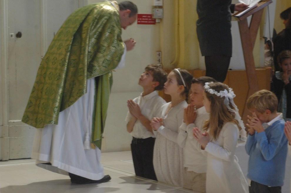 1 er communion