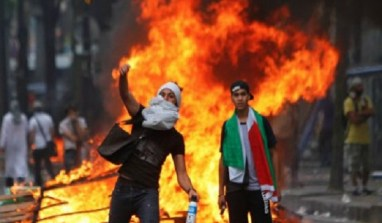 """""""L'islam est le balai d'Israël"""""""