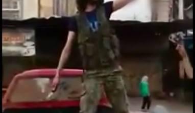 Les modérés d'Alep décapitent un enfant de 10 ans