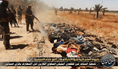 « Un Prophète fait des massacres sur la terre (Coran 8.67) »…