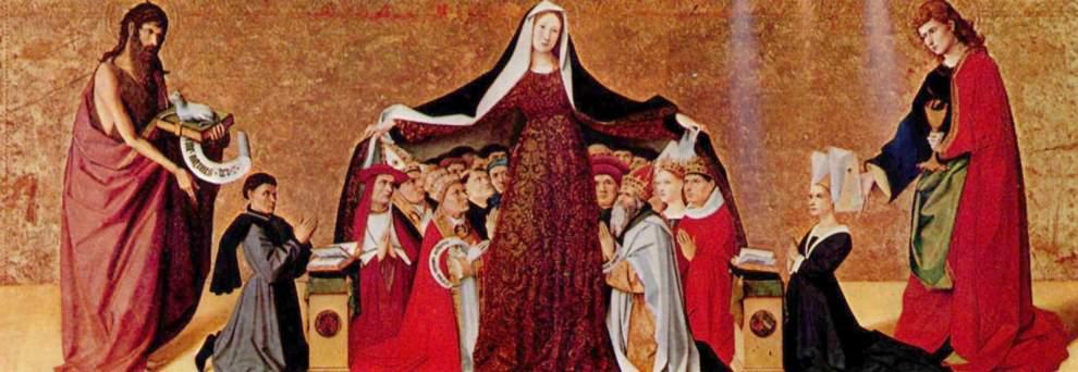 Enguerrand_Quarton,_La_vierge_de_miséricorde_de_la_famille_Cadard_(1452)