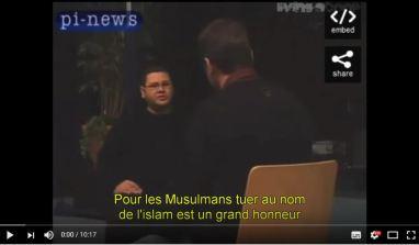 Témoignage d'un ex-musulman, Nassim Ben Imam