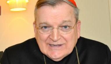 Cardinal Burke : « Une fois majoritaires, les musulmans nous imposeront la charia »