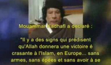 Reportage au sein des mosquées en Europe… en caméra cachée