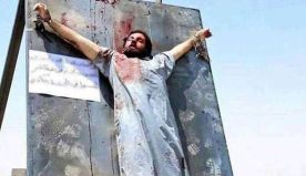 Prière pour les chrétiens persécutés
