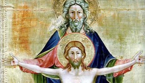Solennité de la Sainte Trinité (A)