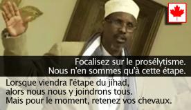 De la bienfaisance musulmane : obligés de se convertir à l'islam pour recevoir de la nourriture.