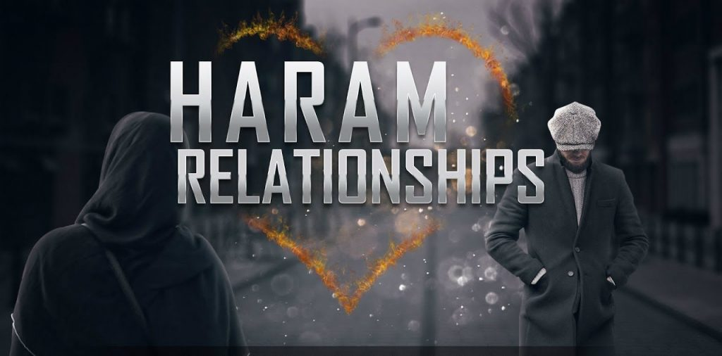 Haram Relationships Boyfriend/Girlfriend