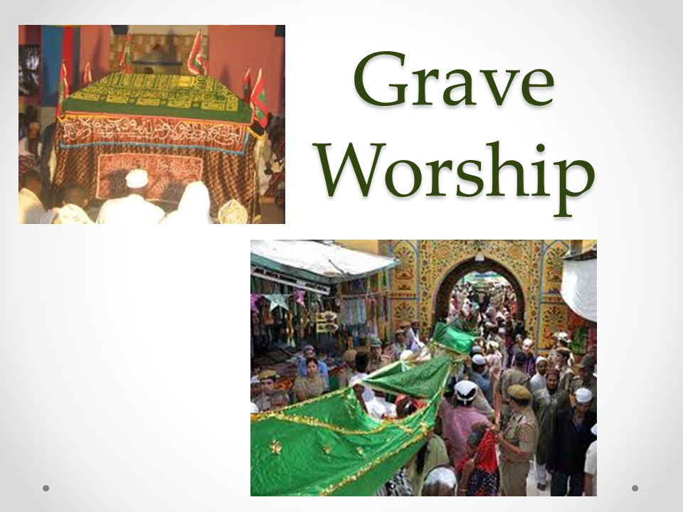 """QABRON KI PUJA"" ""Grave Worship"""