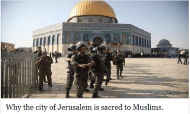 Jerusalem-Palestine-Masjid Al-Aqsa