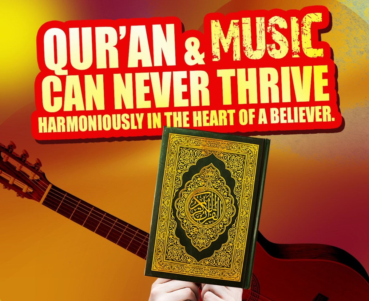 Quran vs. Music: 12 Simple Truths to Ponder