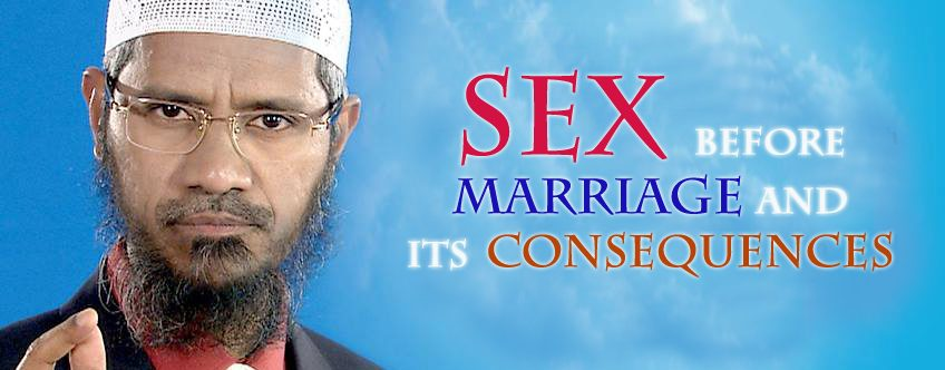 SEX BEFORE MARRIAGE AND ITS CONSEQUENCES