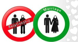 Sex before marriage is Zina