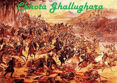 Muslim Holocaust of Sikhs in 1746
